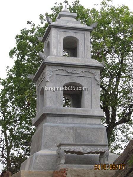 Mộ tháp đá LMD 005