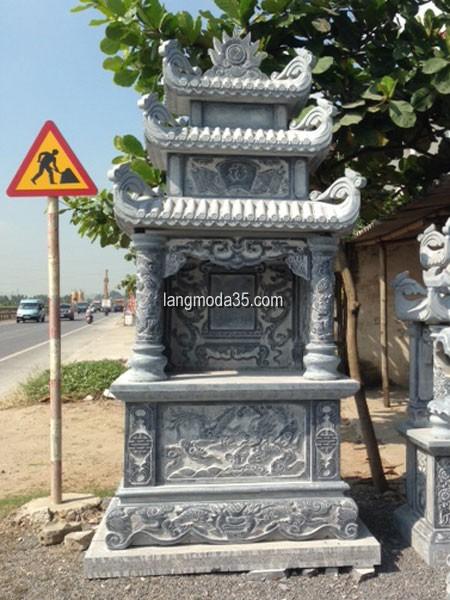 Lăng thờ đá LMD 004