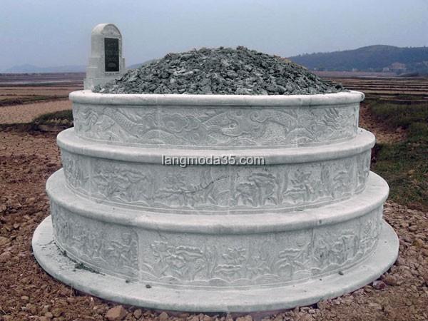 Mộ đá tròn LMD 007