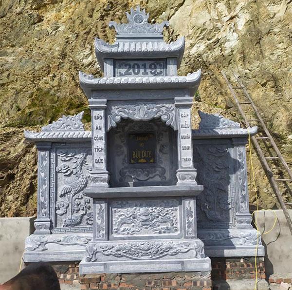 Lăng thờ đá LMD 038